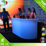 Contador móvil de la barra de la barra/LED del resplandor LED/contador portable de la barra