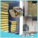 색깔 조립식 Prefabricated 집을%s 강철 Plystyrene 거품 위원회