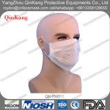 Устранимый медицинский хирургический лицевой щиток гермошлема Earloop бумаги 1 Ply