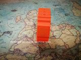 Armband de van uitstekende kwaliteit van de Manchet van de Spaanders RFID van identiteitskaart van het Silicone 125kHz van de Nabijheid