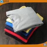 Camisola Hoodies da forma do velo do algodão dos homens do OEM da fábrica
