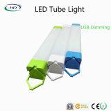 Lumière de tube LED 5W à faible prix avec gradation USB