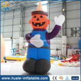 Riesiges aufblasbares Modell Halloween Inflatables des Kürbis-2016