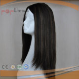 Poly Sérigraphie Top Custom Type Full Human Long Virgin Remy Hair Wig