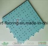 Superficie calda della pavimentazione di vendita per la superficie di superficie del pavimento non tappezzato della pista di pattinaggio del hokey/hokey