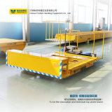 Veículo de transporte elétrico industrial de vagão motorizado