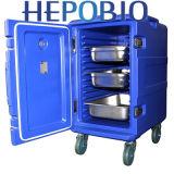 rectángulo de almacenaje de enfriamiento grande del moldeado rotatorio del pecho de 900L Capcity (HP-UCB900)