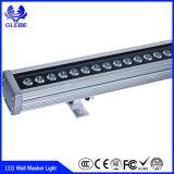 Het Lichte 600mm 1000mm 12W 18W 36W Licht van RGB LEIDENE van LEIDEN van de Muur Pak Was van de Muur
