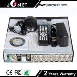 HD 8CH 1080P CCTV 사진기 Ahd 옥외 가득 차있는 DVR 장비