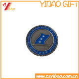 Kundenspezifisches Firmenzeichen-Qualitäts-Metall des Medaillons und des Münzen-Andenken-Geschenks (YB-HR-59)