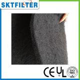 Betätigter Kohlenstoff-Filter passen Größe an