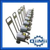 Gesundheitliche Ss316L bewegliche bewegliche Schleuderpumpe