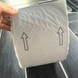 Étage arrière sec de PVC avec le collant d'individu/carrelage auto-adhésif de PVC