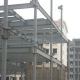 多階の専門にされたデザインライト鉄骨構造のショッピングモールの中心