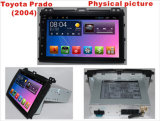 Reprodutor de DVD do carro com a tela de Bluetooth/WiFi/GPS/Capacitive para o sistema do Android 5.1 de Toyota Prado