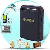 Draagbare GPS van de Auto Drijver 102 met GSM van de Micro- BR van het Alarm het Anti-diefstal Volgende Apparaat In real time Groef van de Kaart