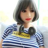 Bambola realistica di amore della grande del seno del sesso della bambola 165cm giovane del silicone bambola del sesso