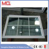 Окно Casement конструкции решетки высокого качества алюминиевое для продавать