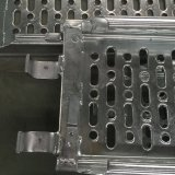 Plancia d'acciaio galvanizzata del TUFFO caldo di larghezza di 320mm