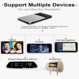 Vita Android dell'IOS Freeview Digitahi TV Turner di automobile HD WiFi TV di Funrover dell'automobile mobile 2017 della ricevente del contenitore DVB-T/T2/Portable domestico/esterno