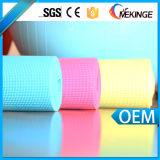 Estera lavable de la yoga de la alta calidad comercial del aseguramiento/estera de la gimnasia