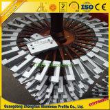 Traitement de porte en aluminium de vente chaud de matériel de meubles