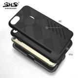 Cassa ibrida Shockproof del telefono di Shs per il iPhone 7 più