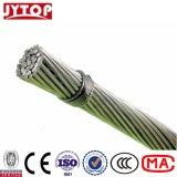 Stranded-concéntrico-Lay acero recubierto de conductores de aluminio soportados (ACSS / conductor de aw)