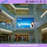Panneau visuel polychrome d'intérieur d'écran de mur de P5 DEL pour annoncer l'usine de la Chine