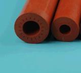 Haltbares flexibles Silikon-Schwamm-Strangpresßling-Silikon-Schaumgummi-Rohr