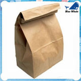 Whosale! 工場ショッピング・バッグのブラウンクラフトの紙袋の買物をする紙袋