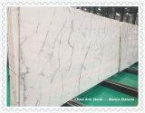 Белые, черные мраморный слябы для пола и плитка стены