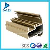 Divers profil en aluminium en aluminium de la Chine de traitement extérieur pour le guichet