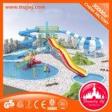 Aufregendes erwachsenes Wasser-Spiel-Brandung-Wasser-Park-Gerät mit Gefäß-Plättchen