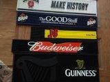 Onderleggertje van pvc van het Af:drukken van het Embleem van het Bier van het merk het Zachte