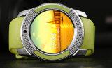 2016 de hete Verkoop Mtk6261d Bluetooth 3.0 de Androïde Slimme Kaart en het Geheugen van de Steun SIM van het Horloge breidt zich uit