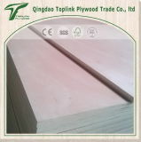 12mm industrieller Handelsfurnierholz-Grad-preiswerter Preis-Pappel-Kern Okoume/Bintangor gegenübergestellt