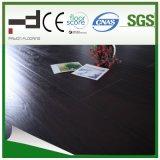 plancher stratifié par épreuve de l'eau de bois de rose de café de 12mm pour la chambre à coucher
