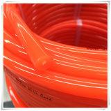 Transportador de correa redondo material del poliuretano del uretano ampliamente utilizado en la industria del vidrio