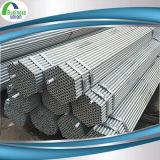 亜鉛上塗を施してある熱間圧延の溶接された鋼管