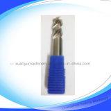 Высокая торцевая фреза твердости HRC65 плоская для филировальной машины (CT-001)