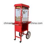 Горяч-Продающ коммерчески создателя попкорна, машины попкорна с тележкой и колеса (ET-POP6A-C)