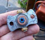 紡績工のジャイロコンパス608zzの陶磁器の球の深い溝のボールベアリング608-2RS
