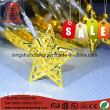 Ясный шнур RoHS СИД Ce кабеля IP44 PVC светлый для украшения рождества