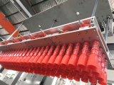 Automatischer 5carton/M 10carton/M Zupacken-Typ Karton-Kasten-Saugventil-Typ Ladevorrichtung und Dichtungs-Verpackungsmaschine