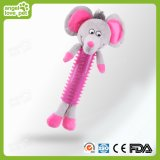 Lovely Animal Shape Long Neck Cotton Stuff Toys pour chien et jouets pour chats