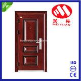 Стальная дверь входа, самая лучшая модель надувательства