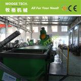 Máquina de lavar dos sacos/película plástica tecidas PP que recicl a máquina