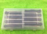 Карбюратор отвертки 8 PCS регулируя инструментальный ящик с переносной сумкой для цикла общего 2