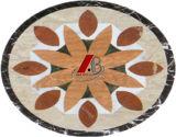 Мраморный плитки и картины мозаики